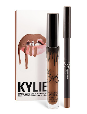 Kylie Lip Kit Brown Sugar