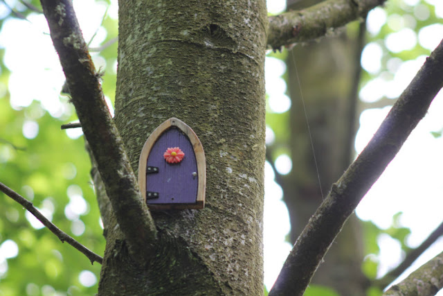 Fairy Door Lough Boora Discovery Park