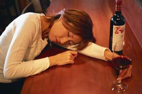 Làm sao để uống ượu không say