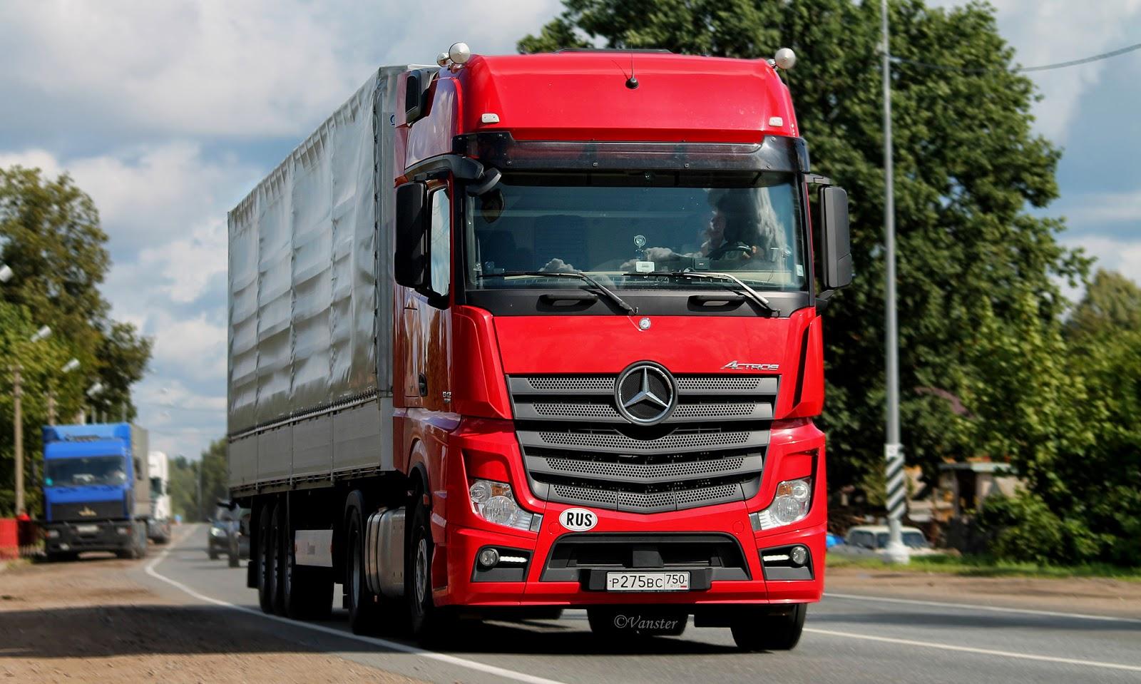 15000243292 5bcc5b0127 k How to produce Mercedes Benz trucks in Naberezhnye Chelny