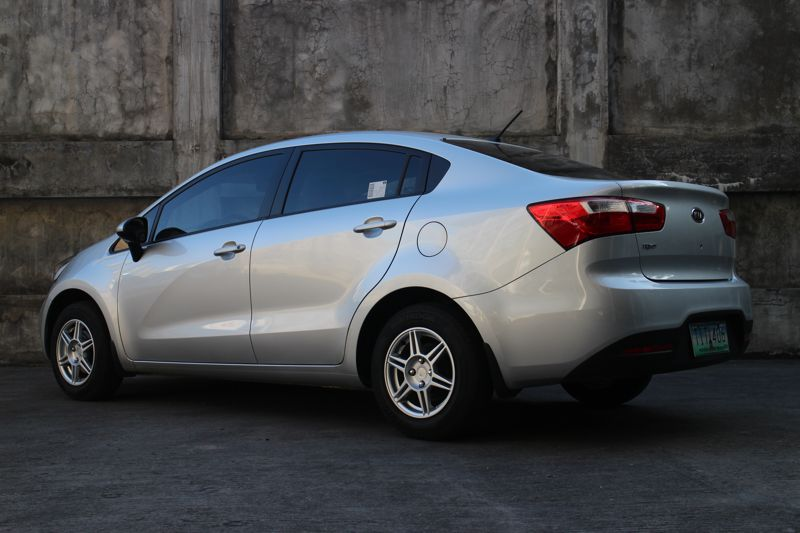 Review: 2013 Kia Rio 1.2 SLX | Philippine Car News, Car Reviews, Automotive  Features, And New Car Prices | CarGuide.PH