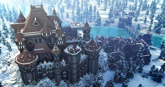 Minecraft Texture Packs WesterosCraft 1.6.4/32x ...  Minecraft Textu...