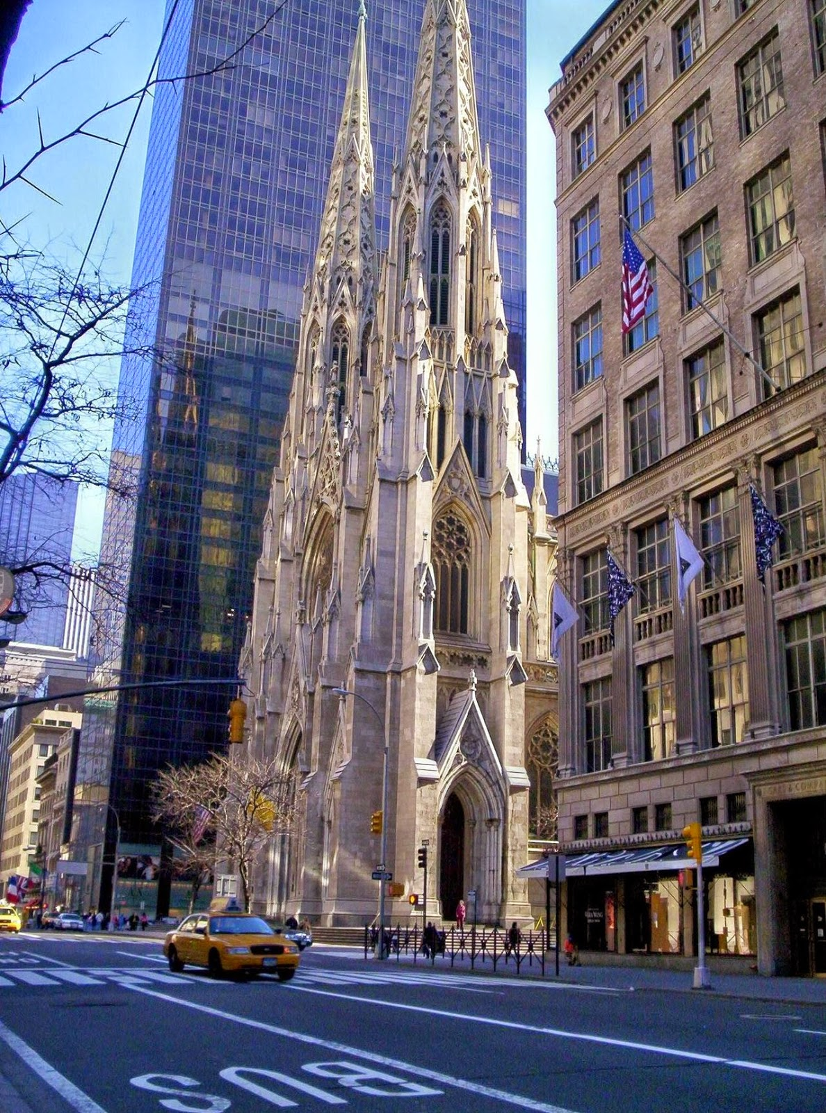 Masses St Patricks Cathedral New York NY