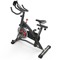 Schwinn IC2 Indoor Cycle Spin Bike, review features compared with Schwinn IC3. Spin bike with 31 lb flywheel & chain drive