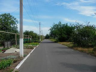 Клебан-Бик. Вулиця Зелена