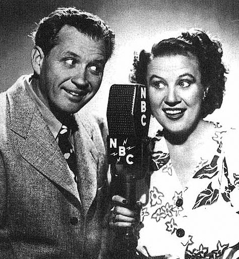 Fred Allen's Old Time Radio Home: Fibber McGee And Molly 44-02-15