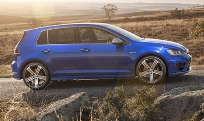Jual VW Golf R Indonesia