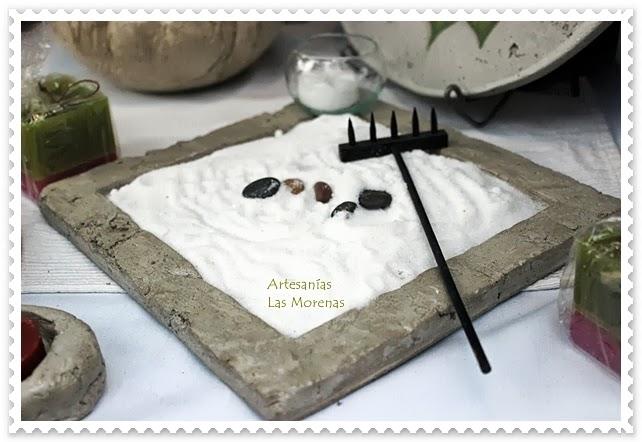 artesan as las morenas qu representa un jard n zen