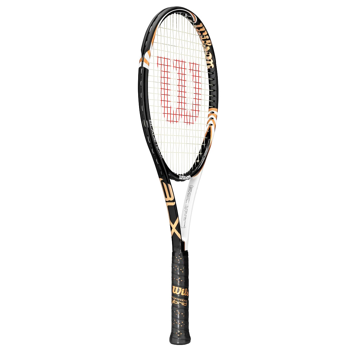 Wilson Blade Team BLX: a racquet for the whole family