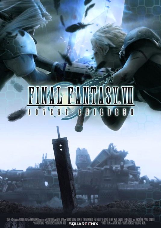 FINAL FANTASY VII: ADVENT CHILDREN (2005) ταινιες online seires xrysoi greek subs