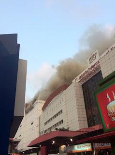 Jakarta Fair tetap aman walaupun kebakaran