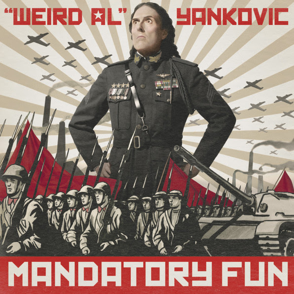 """Weird Al"" Yankovic - Mandatory Fun Cover"