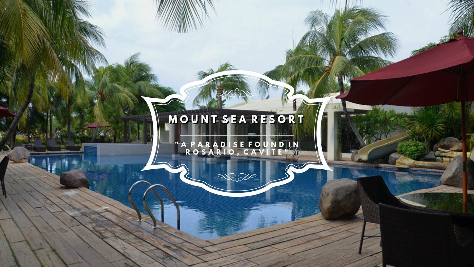 Mount Sea Resort A Paradise Found In Rosario Cavite Pinoy Adventurista Top Travel Blogs