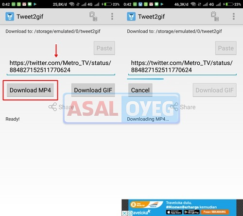 aplikasi download video di twitter