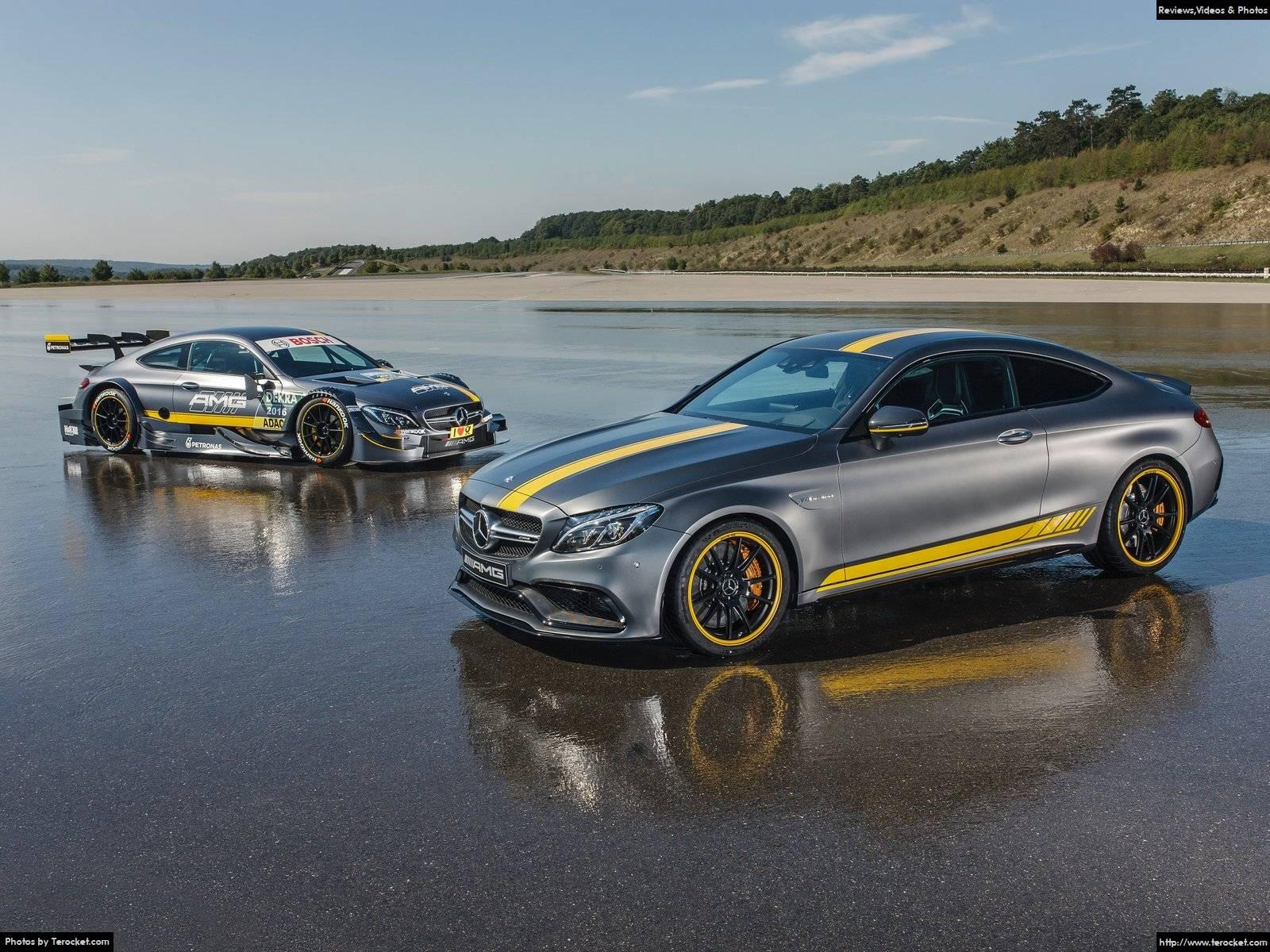 Hình ảnh xe ô tô Mercedes-Benz C63 AMG Coupe Edition 1 2017 & nội ngoại thất