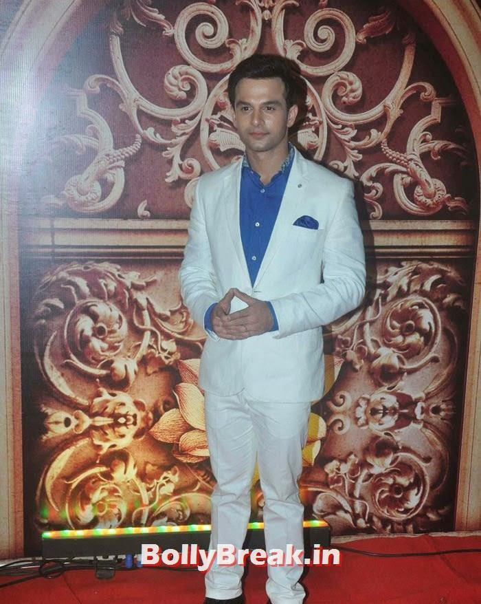 Ravish Desai, Zee Rishtey Awards 2014 Photo Gallery