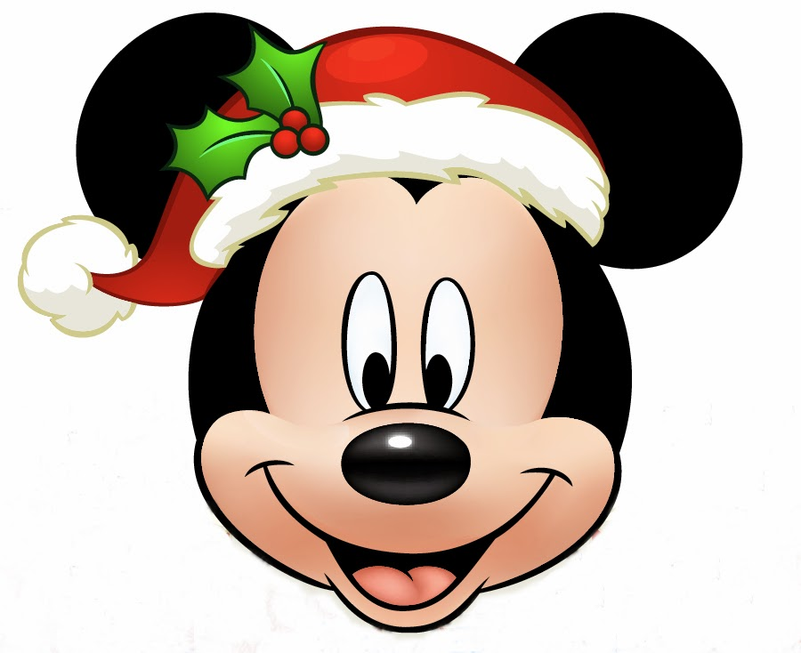 My disney life minnie and mickey christmas printables - Minnie mouse noel ...