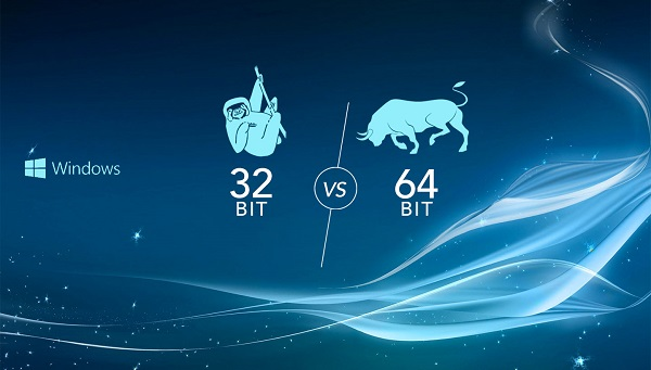 The difference between 32-bit and 64-bit processors, which is better ?!