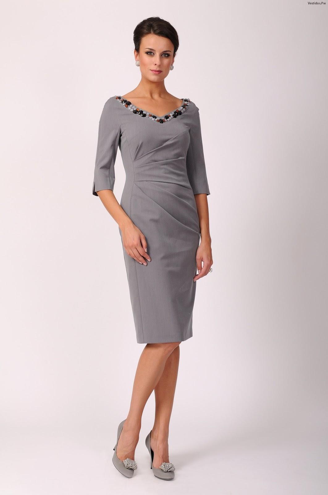 25ae9c6a28 62 Propuestas de Vestidos para Señoras ¡CATALOGO EN LINEA ...