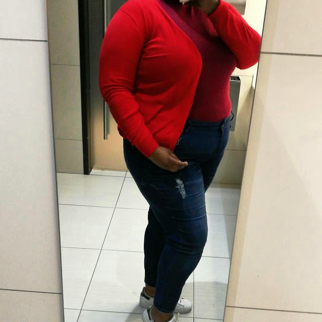 south african plus size blogger