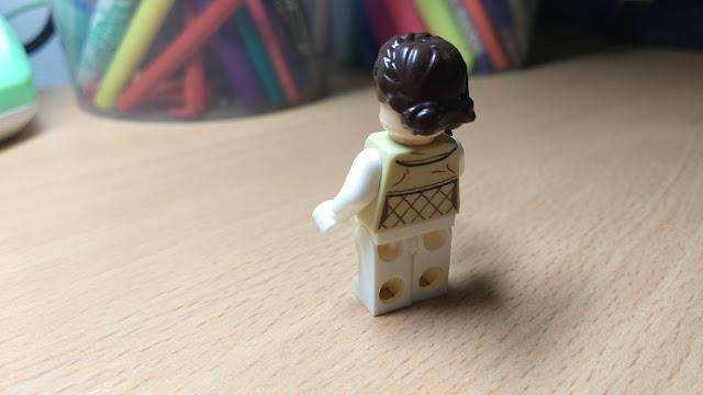 Принцесса Лея фигурка лего купить