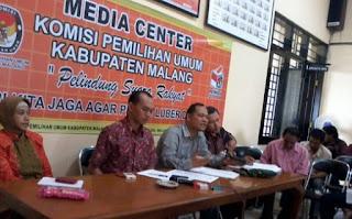 KPU Kota Malang sinkronisasi data pemilih Jelang Pilkada 2018