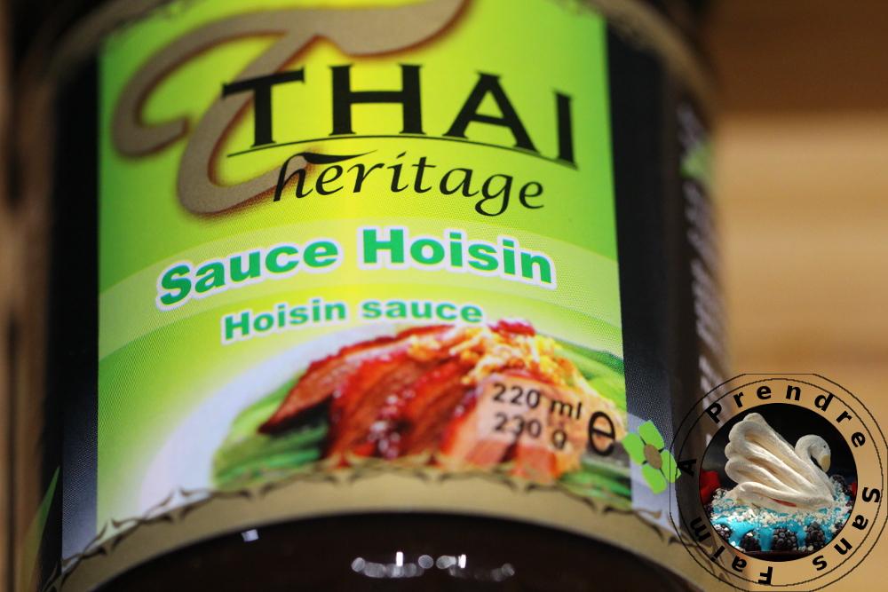 Sauce cacahuètes pour rouleaux de printemps