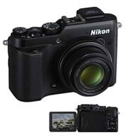 Nikon Coolpix P7800 Digitalkamera