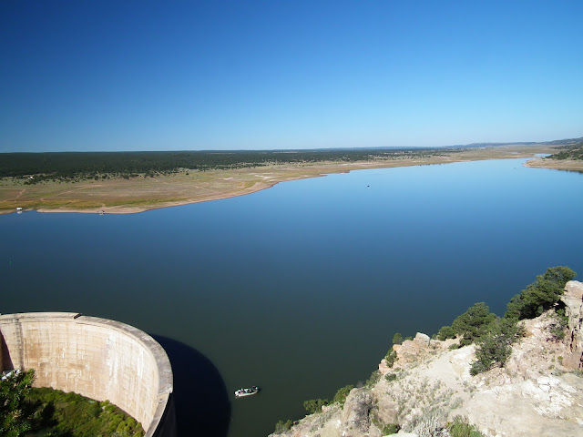Image result for blue water lake nm