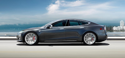 Coche eléctrico Tesla Model S