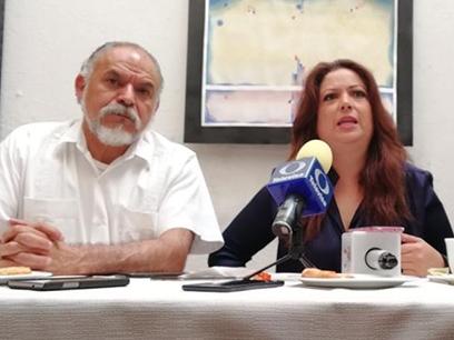 Rompe Violeta Lagunes con Morena