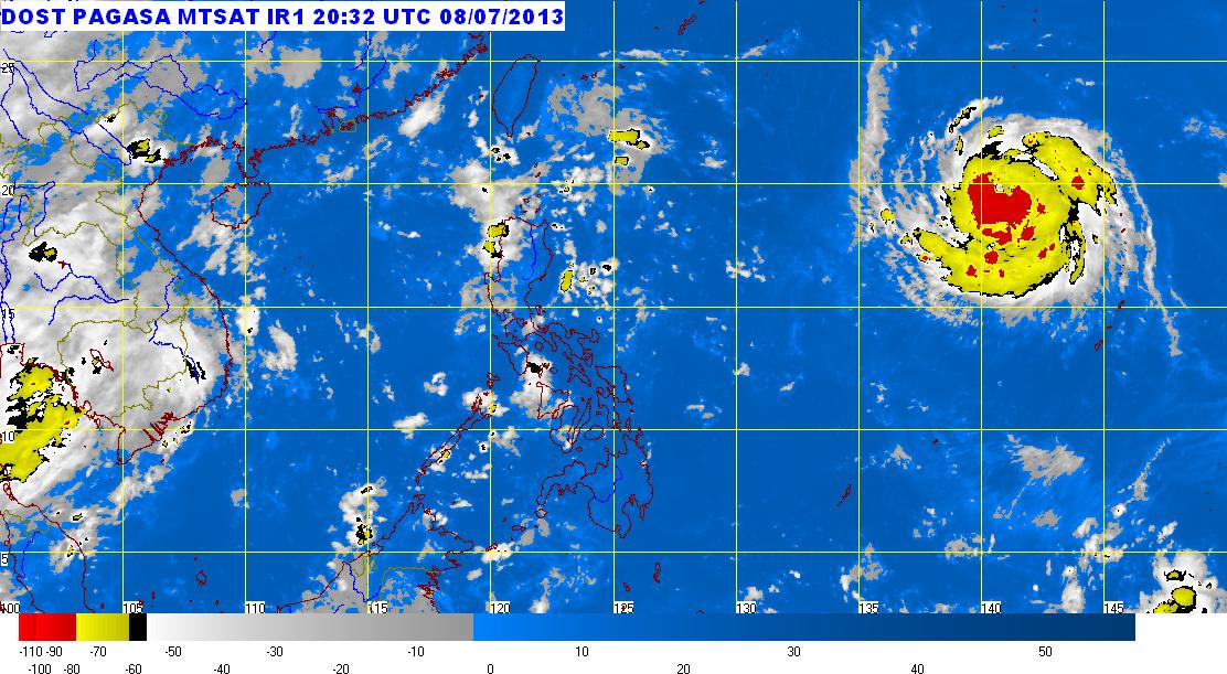 Weather Today: PAGASA Weather Forecast Today Intertropical