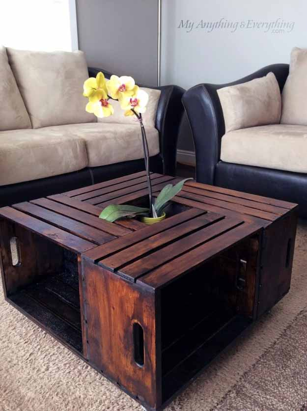 DIY Coffee Table designs