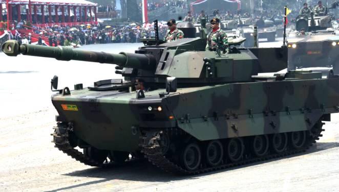 Mengenal Tank Medium Buatan PT. Pindad