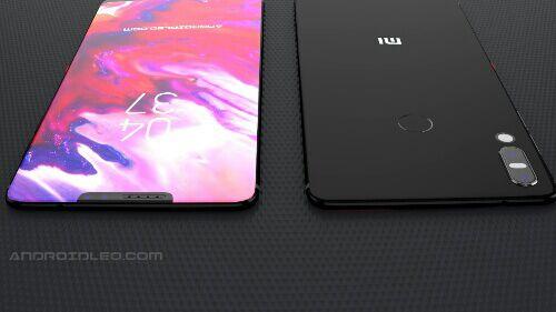 Xiaomi Mi7 concept with price