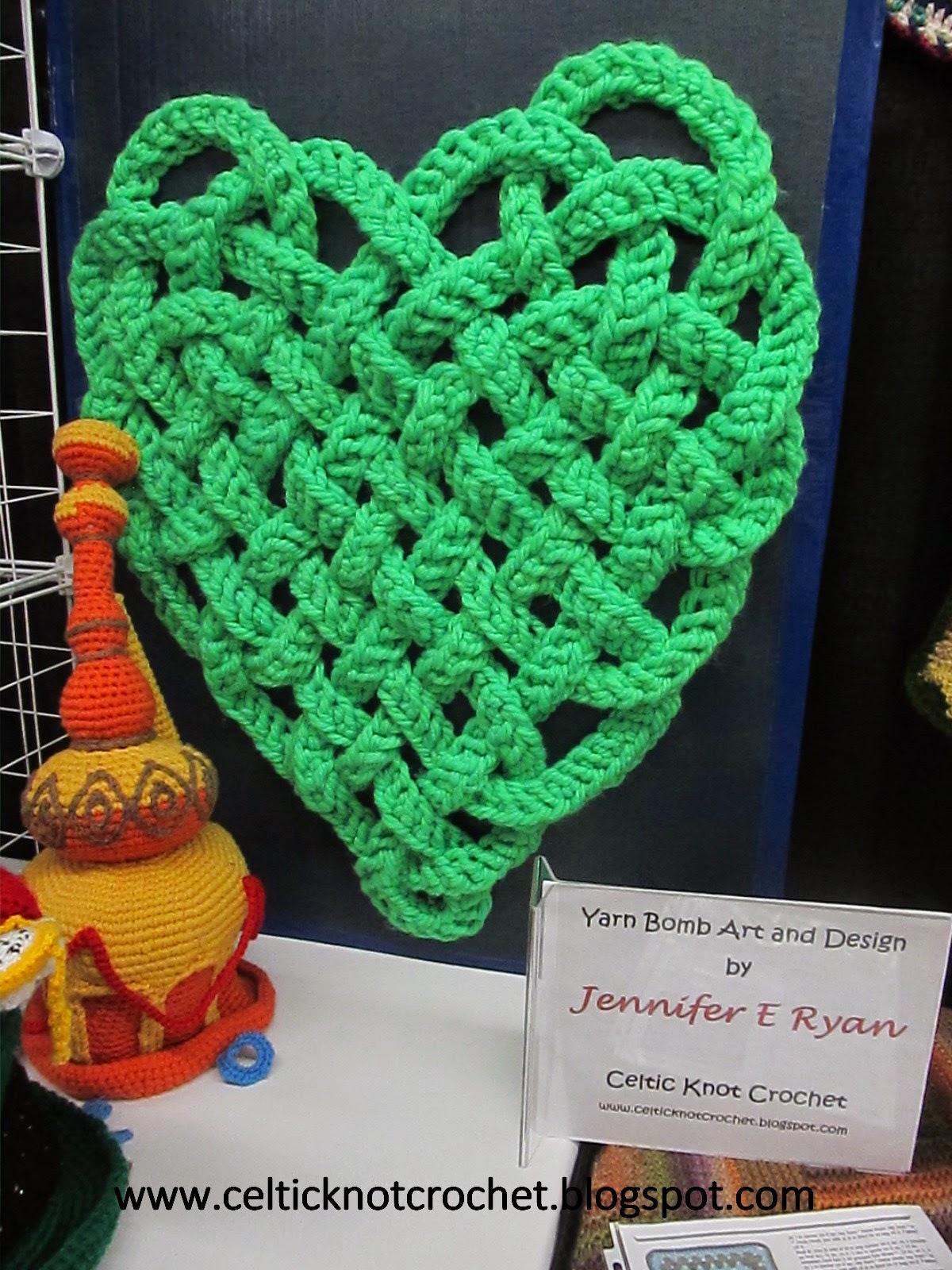 Celtic Knot Crochet Designs - Celtic Knot Crochet