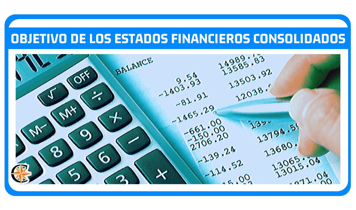 Objetivo de los Estados Financieros Consolidados