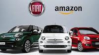 Amazon presenta store automotive (Amazon Vehicles)