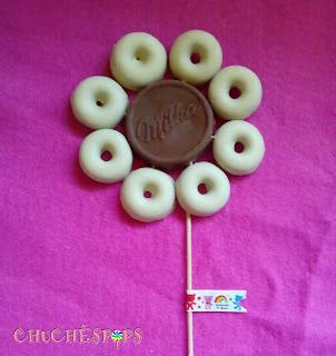Flor de Chocolate Baurizo