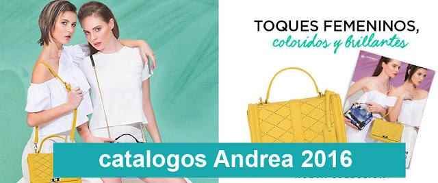 ANDREA  catalogos 2016 digitales