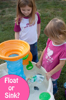Does it Float or Sink?