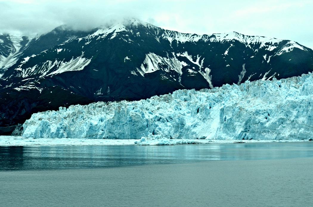 Holland America ms Amsterdam Alaska Hubbard Glacier