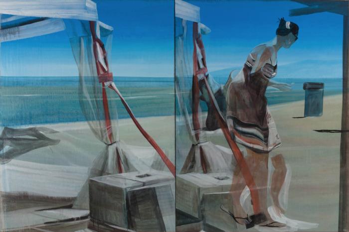 Что есть современное искусство. Marc Desgrandchamps
