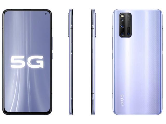 SD865, 55W hızlı şarj ve güçlü oyun özellikleri ile piyasaya sunulan iQOO 3 5G