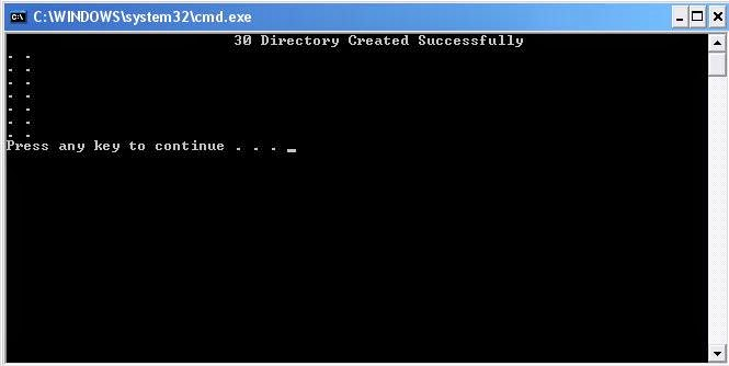 command prompt batch file program