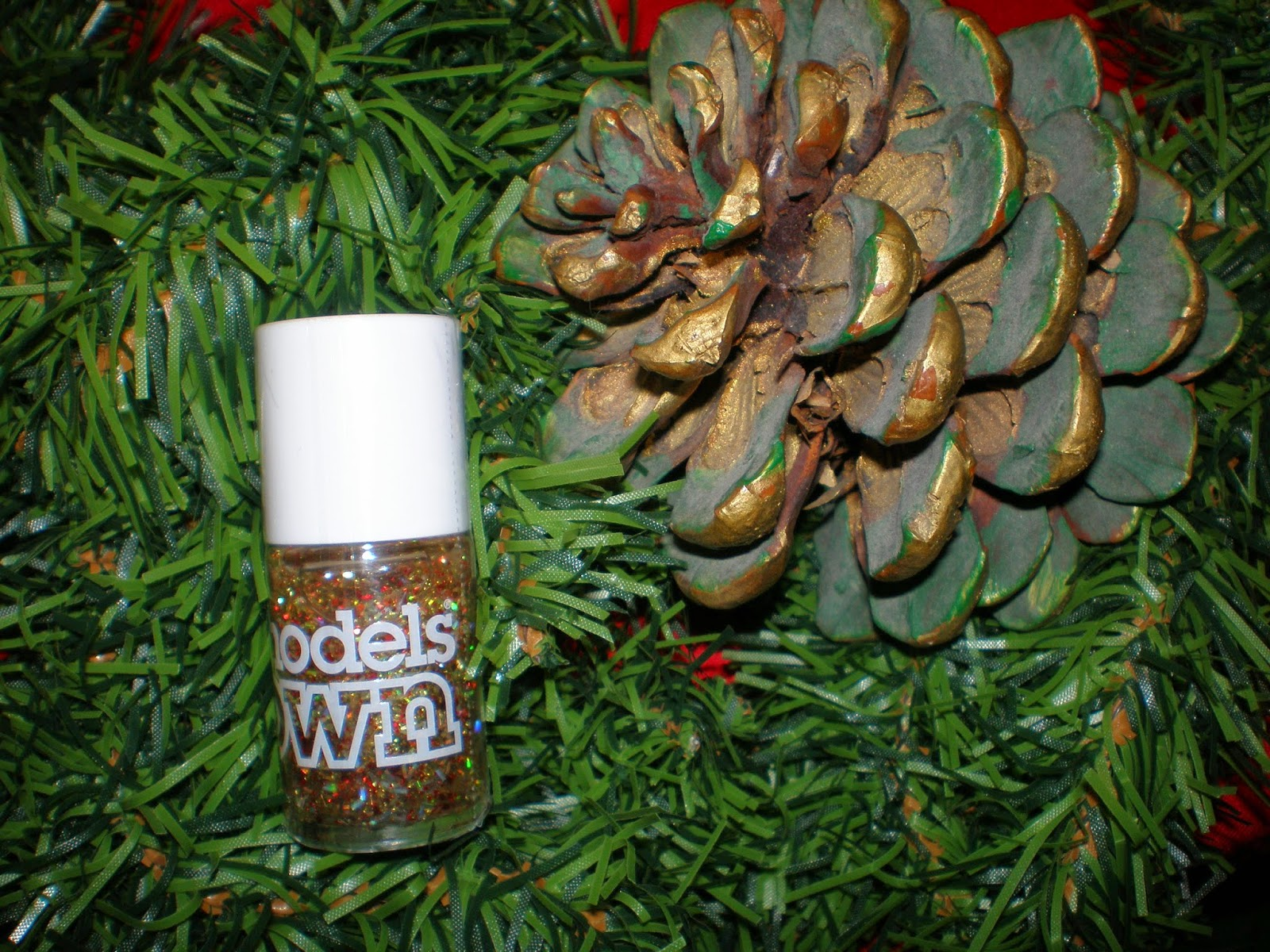 MODELS OWN Nail polish from Fireworks collection