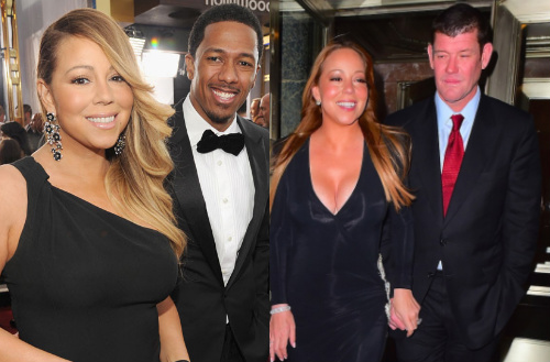 mariah carey dumped beg nick cannon for divorce