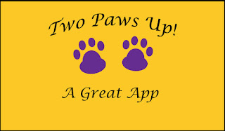 Two Paws Up: A Great App!