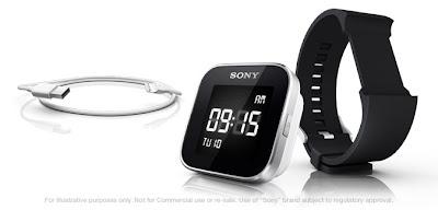 Relógio SmartWatch da Sony para ter informações do seu Android no pulso 3