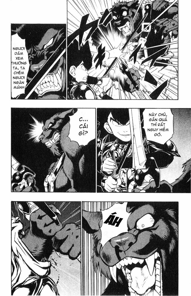 Dragon Quest: Emblem of Roto chapter 26 trang 25